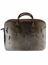 Office Bag, Natur/Brun