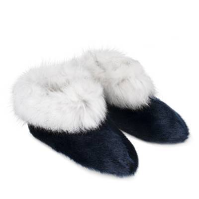 Qaamat Slippers, Royalblue